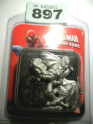 Knight Models Marvel Miniatures Game Green Goblin Spiderman Foe B897 • 36£
