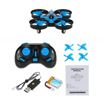 JJRC Mini Drone For Kids, RC Quadcopter UFO Remote Control Helicopter 2.4G 6Axis • 19.25£