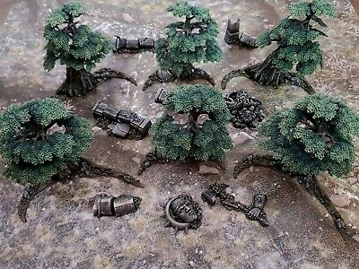 Souldrain Forest Painted Terrain Warcry Age Of Sigmar • 185£