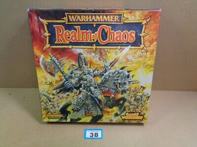 Warhammer Fantasy Games Workshop Realm Of Chaos Supplement Expansion 38 • 0.99£