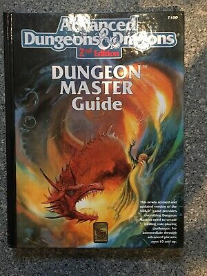 Dungeon Master Guide - AD&D 2nd Edition • 12£