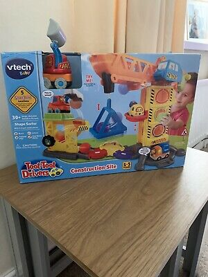 Toot Toot Drivers Construction Brand New In Box • 7.90£