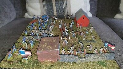 Airfix Toy Soldiers Acw Scale 1 72 • 0.99£