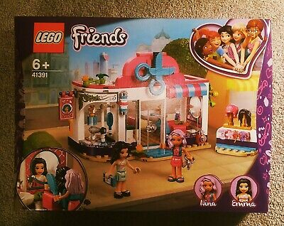 LEGO Friends Heartlake City Hair Salon Playset - 41391. Brand New. • 15.99£