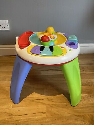 Fisher Price Play Table Activity Table Toys  • 12.99£