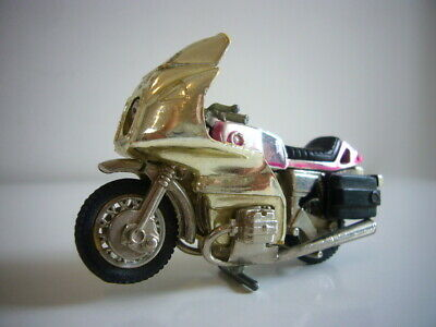 Britains Ltd: BMW 'golden' Motorcycle, Excellent Condition, Made In England • 1.99£