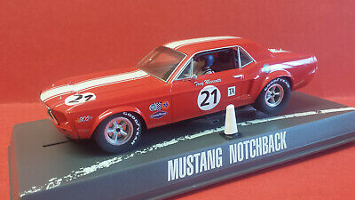 Pioneer P012 1968 Ford Mustang Notchback #21 1/32 For Scalextric • 42.99£