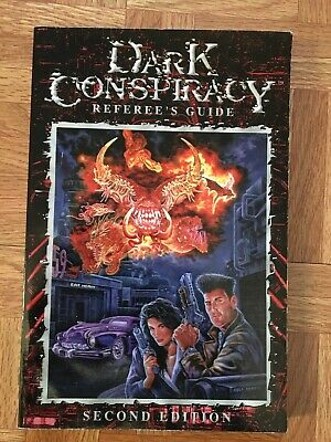 Dark Conspiracy Referee's Guide - Second Edition • 8£