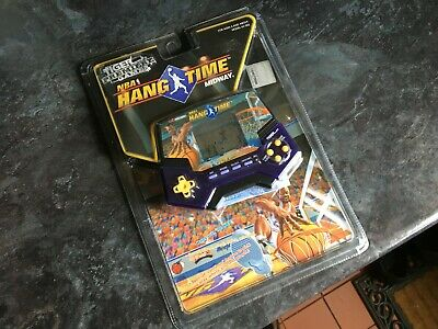 Vintage New NBA Hang Time Electronic Handheld Game By Tiger Games • 19.99£