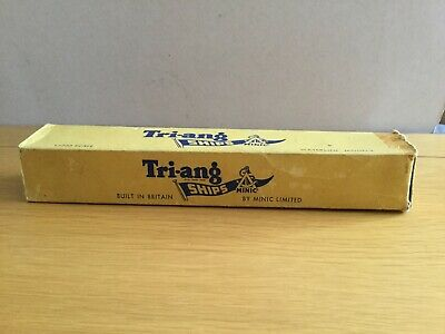 Triang Ships Minic M885 Floating Dock Boxed 1:1200 Scale Waterline Model  • 4.99£