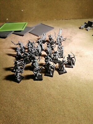 Glade Guard (x20) - Games Workshop, Warhammer Fantasy, Wood Elves, Used • 20£