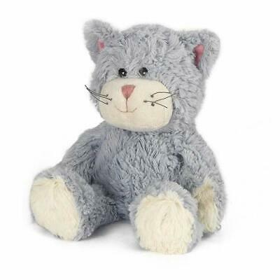 Warmies Cozy Plush Blue Cat Fully Microwavable Toy  • 15.91£
