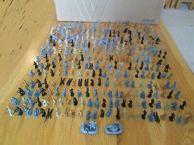 AIRFIX & Others 1/72-1/76 WWII German Infantry MEGA LOT Total = 310 As Photo's • 13.99£