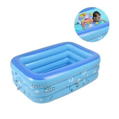 Paddling Garden Pool Toddler Small Kids Swimming Outdoor Baby Inflatable Pools • 21.27£
