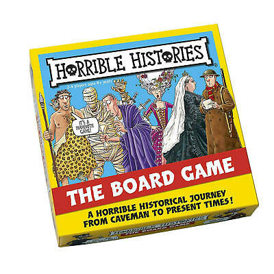 Horrible Histories 7305 Board Game • 18.99£