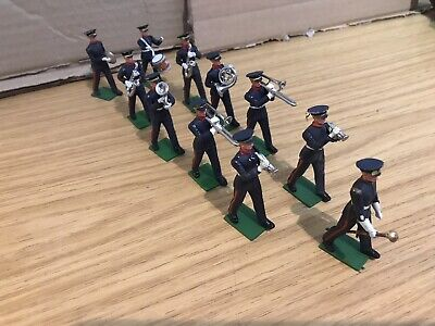 Vintage Britain's Ltd Eyes Right Marines Marching Band Lot • 24.99£