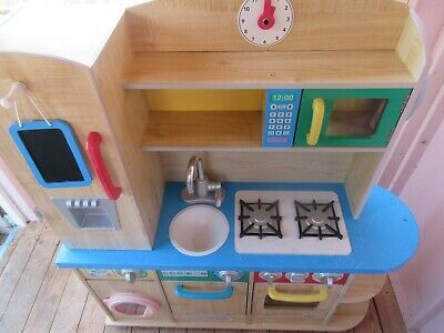 Kidkraft Play Pretend Kitchen Used • 60£