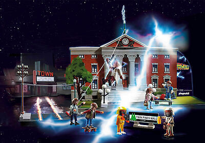 Playmobil 70574 Back To The Future Advent Calendar Ready To Ship RRP £29.99 • 24.95£