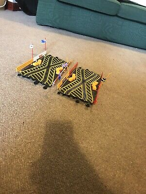 Vintage Scalextric Classic Crossover Track • 12.50£