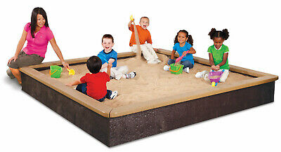 Play Pit Sand For Sandpit Non Toxic Safe Kids, Children, Nursery Toy Game Sand • 24.09£