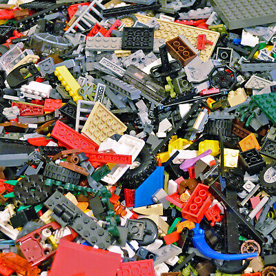 Genuine Lego Bundle Mixed 2 Kg -2000g Bricks Parts Pieces Bulk 2 Kilogram  • 29.99£