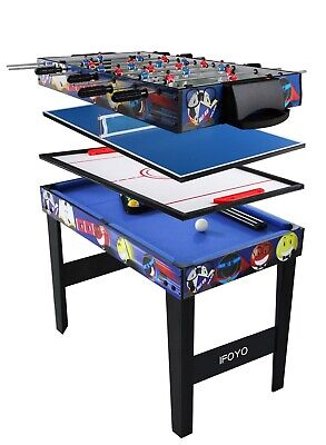 IFOYO Multi-function 4 In 1 Steady Combo Game Table. • 99.99£
