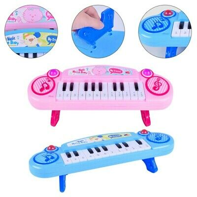 Electronic Keyboard Piano Instrument Toys Kids/Children 12 Key Play Music • 9.45£