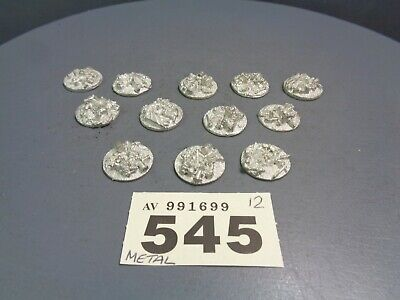 Warhammer Warmaster  Casualty Markers 545-699 (sg) • 20£