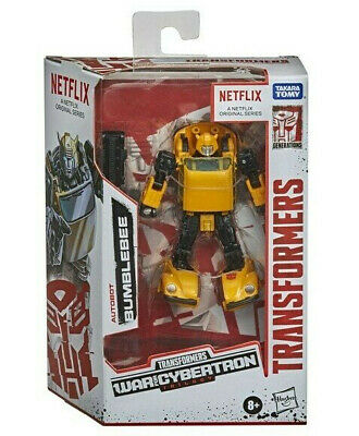 Bumblebee Transformers War For Cybertron Action Figure Pre Order • 29.99£