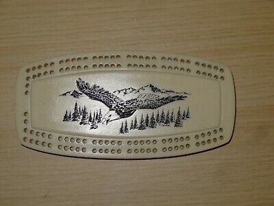 Cribbage Board ( Marble ) • 24.99£