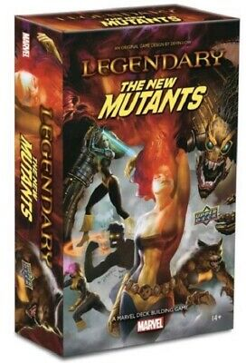 Legendary A Marvel Deck Building Game – The New Mutants Expansion • 16.99£