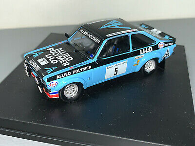 Rally 1/43 Trofeu Ford Escort Rs1800 Roger Clark 1978 Circuit Of Ireland Code 3 • 16.06£