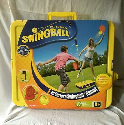 Mookie All Surface Swingball Classic - Tennis Ball Game • 39.99£