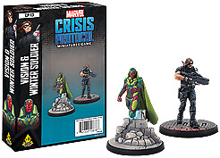 Marvel Crisis Protocol: Vision And Winter Soldier • 38.49£