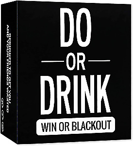 Do Or Drink - Drinking Card Game For Adults - Fun & Dirty Party - Dare Or Shots • 13.95£