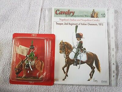 Del Prado Cavalry Of The Napoleonic Wars No. 10 New • 5£