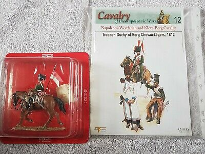 Del Prado Cavalry Of The Napoleonic Wars No. 12 New • 5£