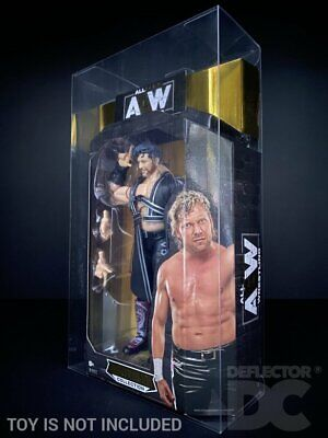 DEFLECTOR DC® MIB DISPLAY CASE: AEW Unrivalled Collection • 22£