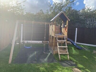 Wickey Climbing Frame • 285£