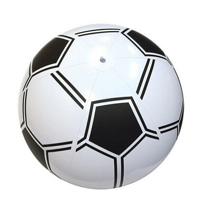 35cm PVC Inflatable Football Soccer Kids Toy Swimming Pools Outdoor Beach Bal_CC • 3.57£