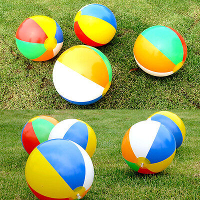 1Pcs Beach Pool Ball Inflatable Aerated Air Stress Water Educational Toys;CC • 3.15£