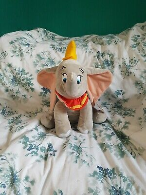Disney's Dumbo Soft Toy 12 Inch Brand New With Tags • 3£