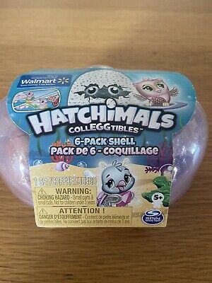 Hatchimals Colleggtibles Season 5, 6 Pack Shell, Collectible Eggs,Brand New • 7£