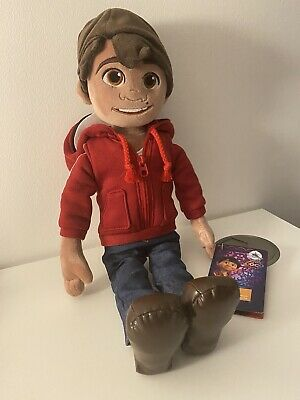 Disney Store Coco Miguel Medium Plush BNWT • 8.50£