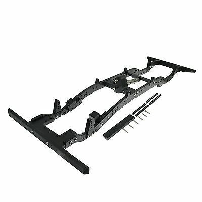 Aluminum 313MM Wheelbase Chassis For Axial SCX10 D110 1/10 RC Crawler • 68.55£