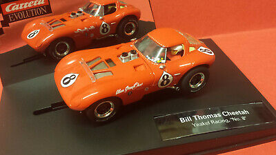 Carrera Evo 27413 Bill Thomas Cheetah Yeakel #8 1/32 Scalextric Compatible..  • 49.99£
