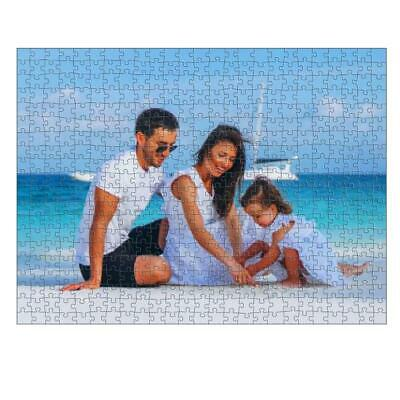 Personalised Jigsaw Puzzle 540 Piece Full Colour Printed Large Custom Photo Gift • 12.59£
