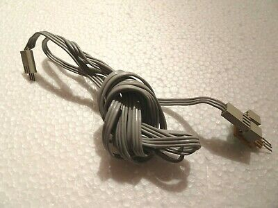 Connector Connection Cable For Exin Spanish Scalextric Computer 2 Lap Counter • 12£