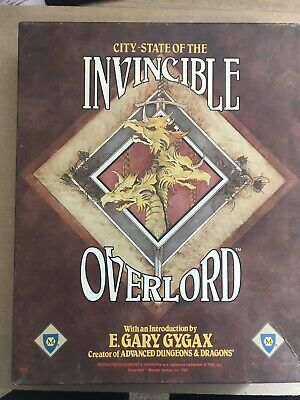 City State Of The Invincible Overlord Box Set • 30£