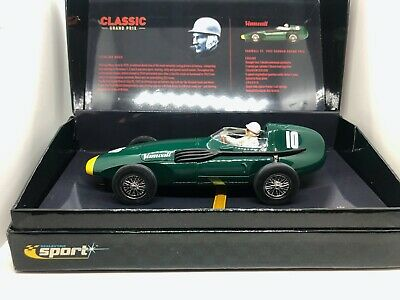 Scalextric C2552A Vanwall F1 1957 No10 • 34.99£